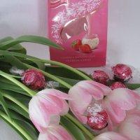 С швейцарскими конфетками... :: Mariya laimite
