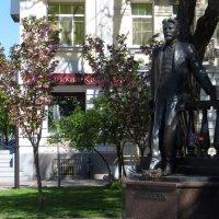 Памятник Чехову :: Татьяна Смоляниченко