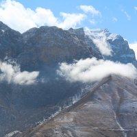 На одном уровне с облаками :: Светлана Попова