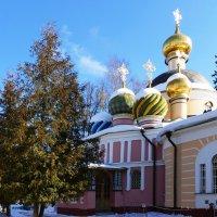 Церковь Преображения Господня в Переделкино :: Иван