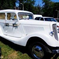 На выставке старинных авто :: Нина Бутко