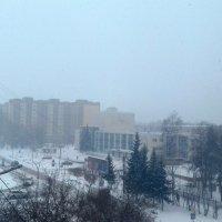 Снег идёт 21 03 2018 . :: Мила Бовкун