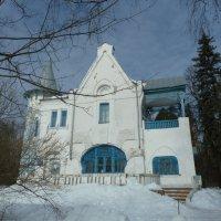 Зимний замок. :: Александр Атаулин