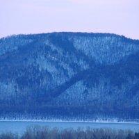 Синие горы :: Алексей Баринов