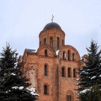 Церковь Петра и Павла :: Яна