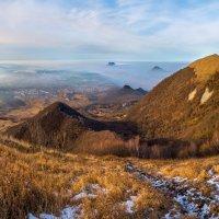 Горная степь на склонах Бештау :: Фёдор. Лашков