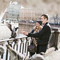 На львином мосту :: Полина Купцова