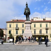 Памятник Виктору Эммануилу II, королю Пьемонта и первому королю единой Италии. :: Galina Leskova
