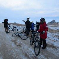На велосипеде вокруг Байкала :: Galaelina ***