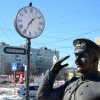 Городовой Серпухова. :: Михаил Столяров