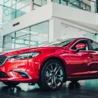 Mazda :: Александра Кузнецова