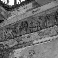 Кузьминки, Померанцевая оранжерея, фрагмент :: Владимир Брагилевский