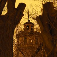 Старая башня :: Аркадий Баринов