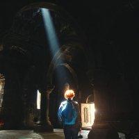 Храм Гегард :: Кирилл Охват