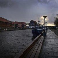 Старый порт :: Дмитрий Близнюченко