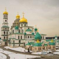 Воскресенский Новоиерусалимский монастырь :: Галина Бехметьева