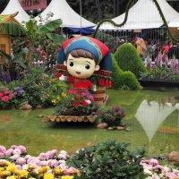 "Гонконг ""Парк Виктория"" - цветочное шоу :: Swetlana V"