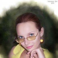 Портрет подруги :: Malinka Art Galina Paigetova