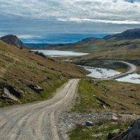 редкие дороги в Гренландии :: Георгий А