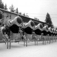 Снежная артиллерия :: vitper per