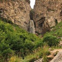 Водопад Султан. Джилы-Су :: Фиклеев Александр