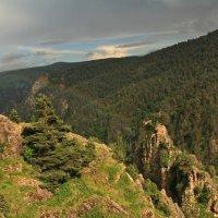 В горах :: Фиклеев Александр