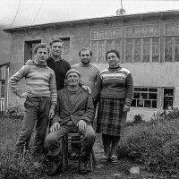 Вольная Сванети. Сванская семья из Цхумари. :: Игорь Олегович Кравченко