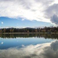 озеро IMG_2037 :: Олег Петрушин