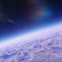 Космические просторы :: КОСМИЧЕСКИЙ ФРЕГАТ