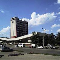 г.Липецк жд вокзал :: Вячеслав Костюченко