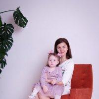 Дочки-матери :: Екатерина Рябова