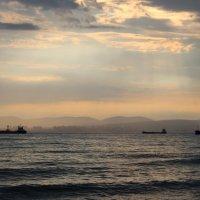 Закат на море :: -DMS- .