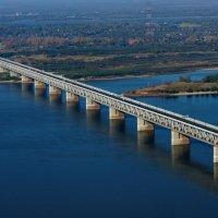 Мост через Амур :: Михаил Сипатов