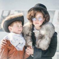 Дети Жюль Верна :: Olga Burmistrova