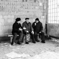 Бурное обсуждение! :: Юлия Закопайло