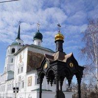 Храм во имя Спаса Нерукотворного Образа :: Nikolay Svetin