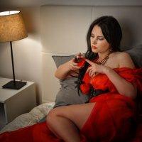 Малиновое вино! :: Анжелика Маркиза