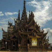 Храм Истины в Паттайе. Тайланд. :: Rafael