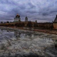 Псков кремль :: Алексей Поляков