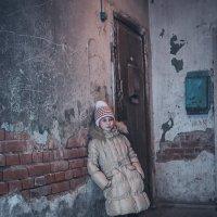 старый подъезд :: Татьяна ФирСОВА