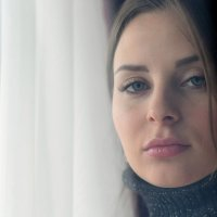 портрет через стекло :: Ксения Жильникова