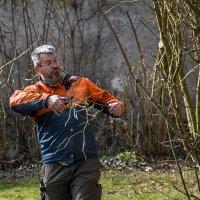 танцующий садовник :: sergio tachini