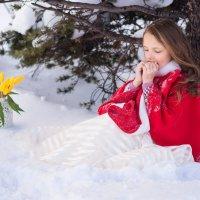 A frozen little princess :: Сергей