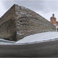 Кузнецкая крепость :: Валерий Михмель