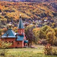 Осенний Мезмай :: Геннадий Клевцов
