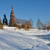Покровская церковь :: Леонид Иванчук