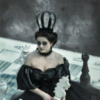 Черная Королева :: Леся Седых