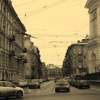 Улицы Питера :: Alex Bezvetrenniy