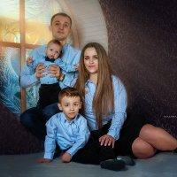 Семья :: Мадина Ахтаева