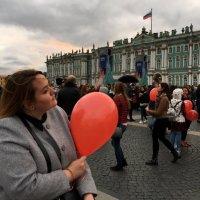 «Будь с городом!». :: Anna Gornostayeva